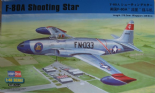 HBB81723 1/48 Lockheed F-80A Shooting Star